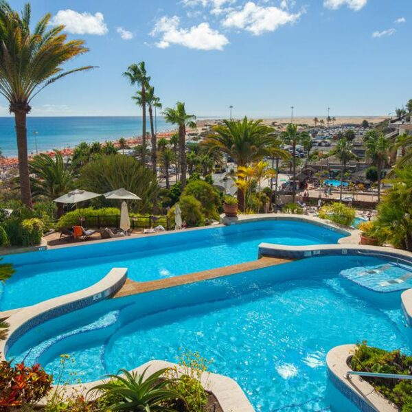 Sunweb last minute Spanje in Hotel Corallium Dunamar by Lopesan - adults only